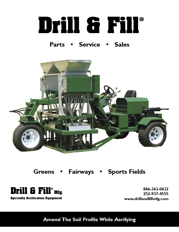Drill and Fill Sales and Service