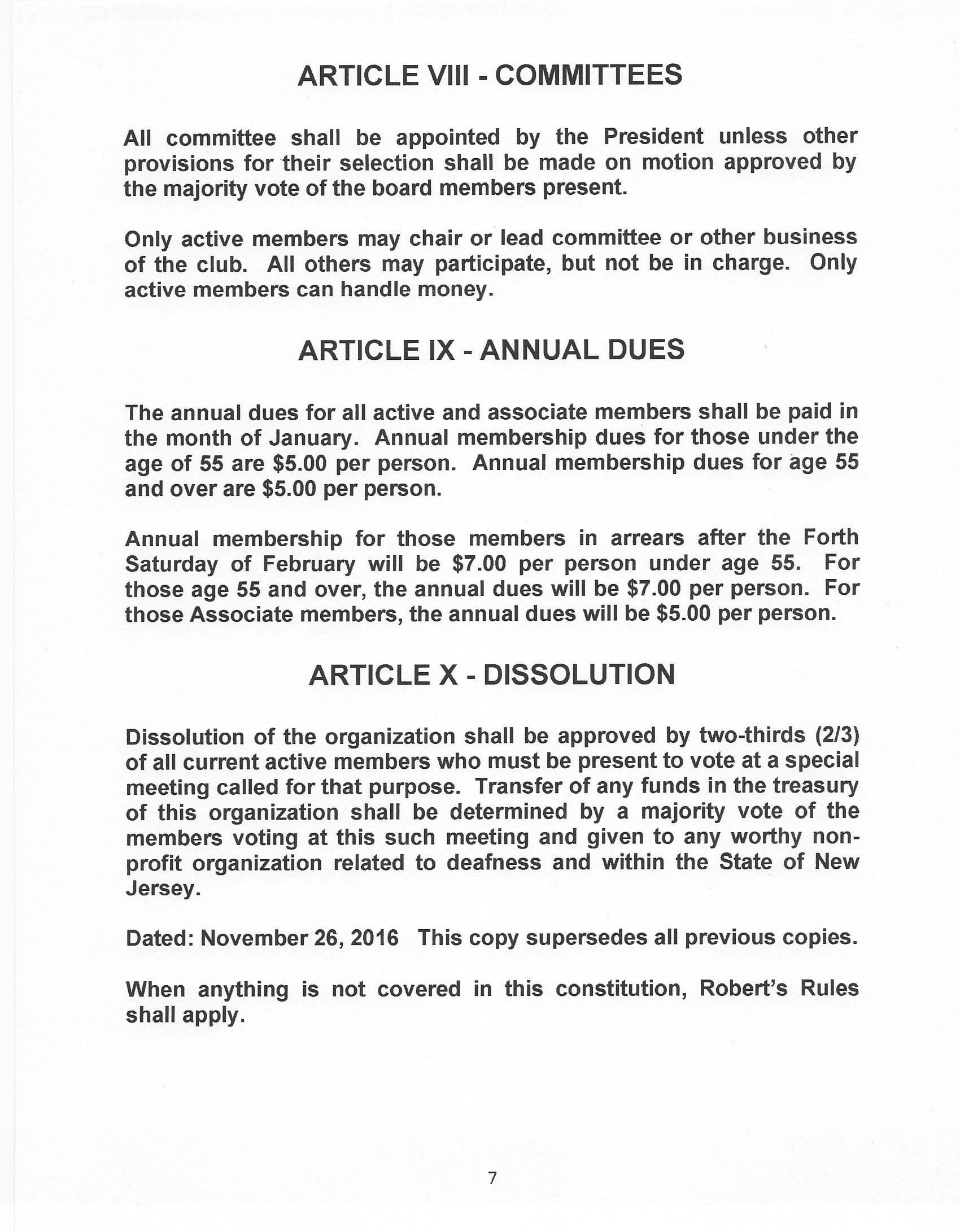 ACSD Bylaw 7 page