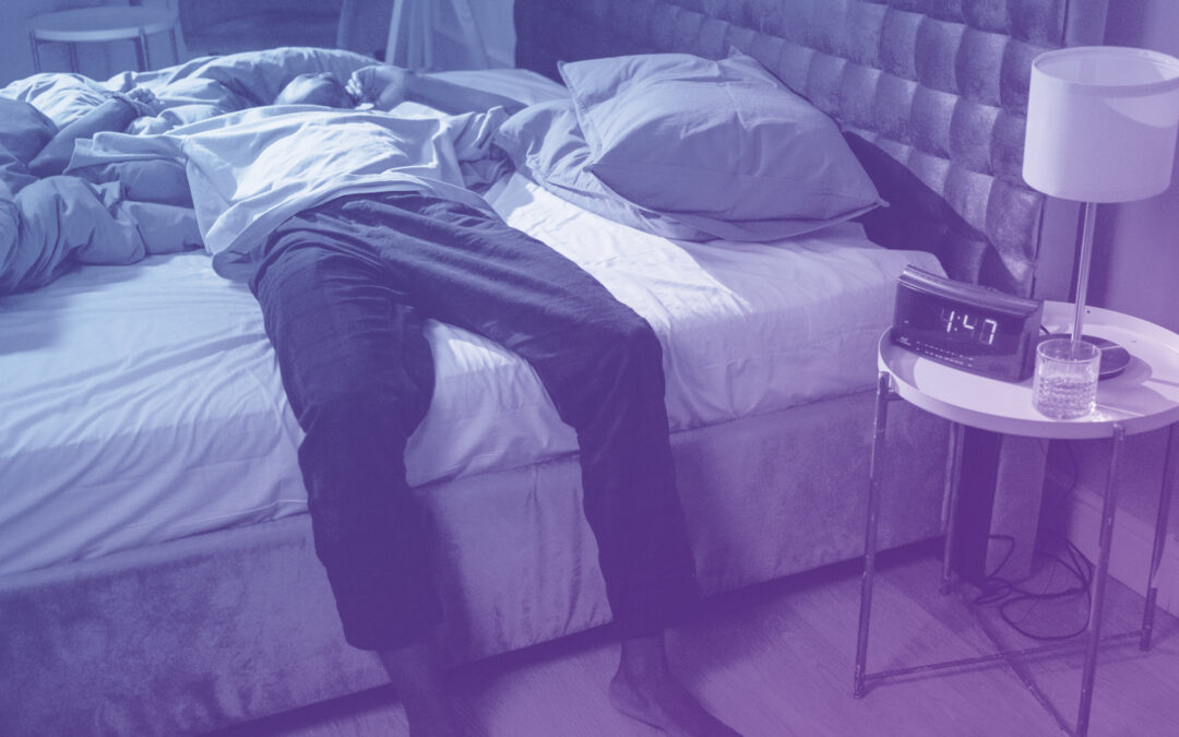 Alcohol and Disrupted Sleep