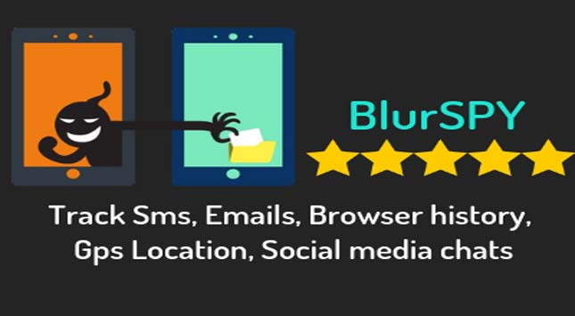 Features of BlurSPY App