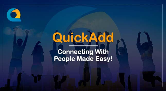 Connecting People Made Easy