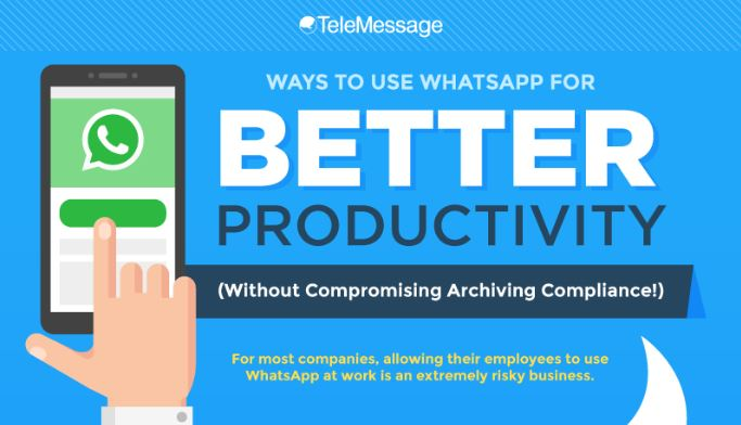 WhatsApp for Better Productivity