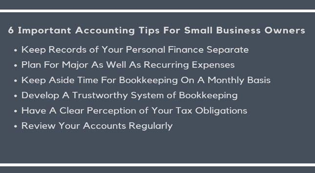 Develop a Trustworthy System of Bookkeeping