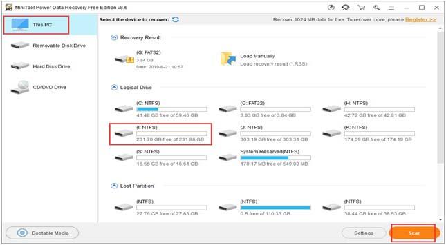 File Undelete Free Software