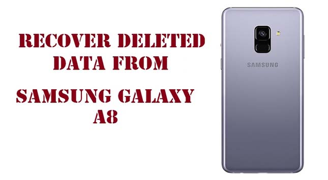 Recover Deleted Data From Samsung Galaxy