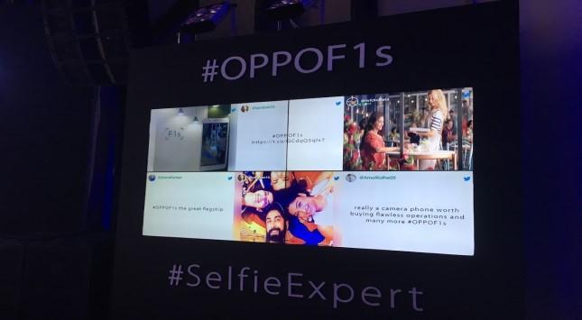 Displaying Live Social Feeds