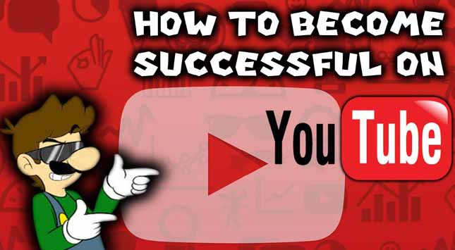 Become a Successful Youtuber