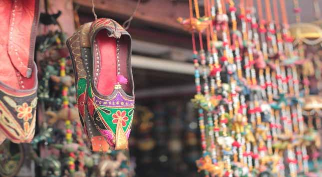 Chandpol Bazaar, Jaipur
