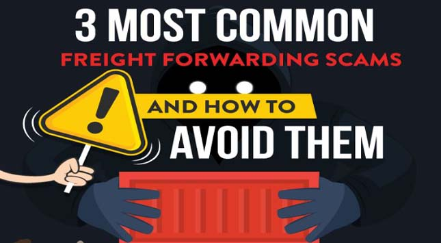Common Freight Forwarding Scams