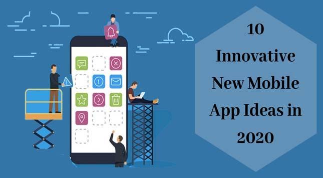 New Mobile App Ideas