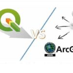 QGIS and ArcGis