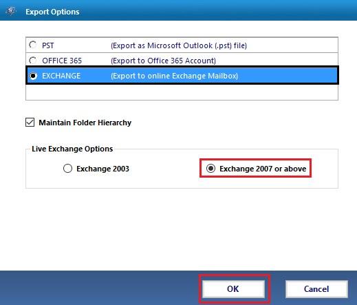 Select Exchange