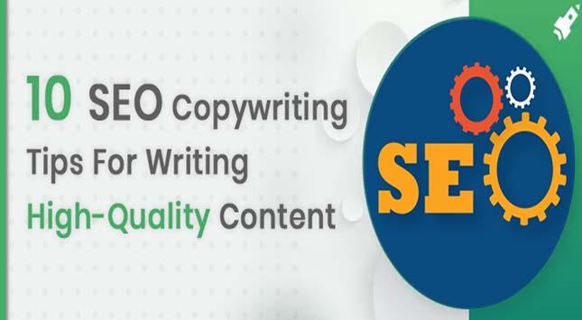 SEO Copywriting Tips