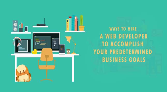 Ways to Hire Web Developer