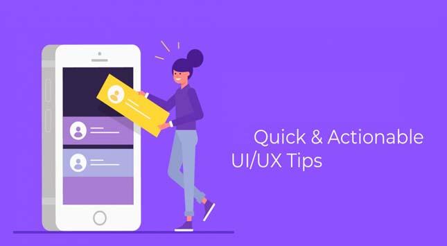 UI and UX Designing