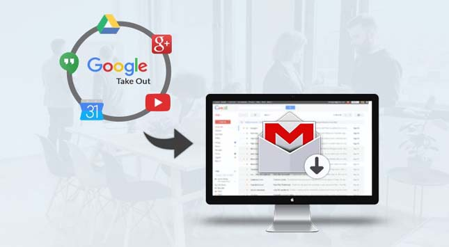 Save Gmail Data with Google TakeOut