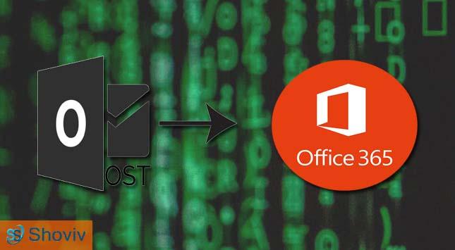 Shoviv OST to Office 365 Converter Tool