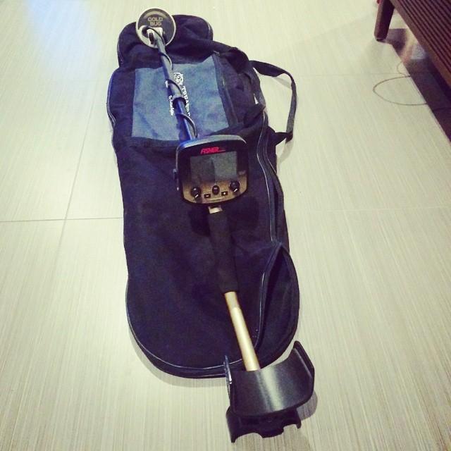 Metal Detector Bag