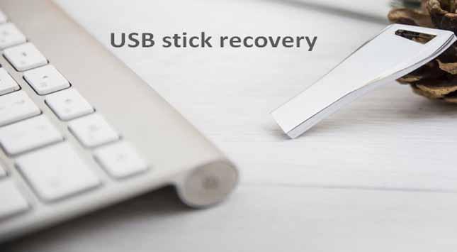 USB Stick Recovery