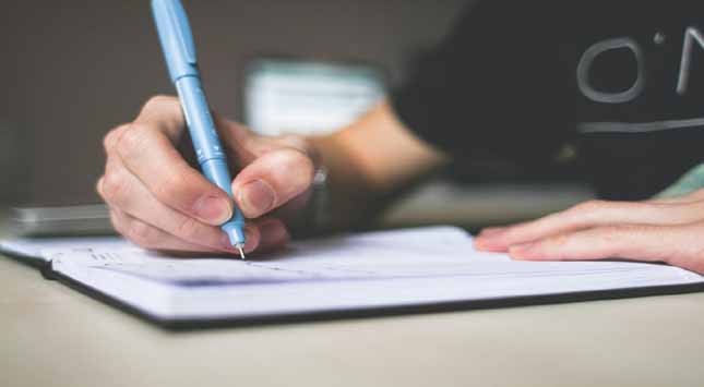 Write a Strong Personal Statement