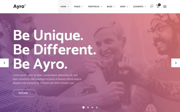 Ayro by Select Themes