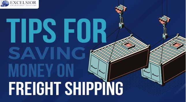 Saving Money on Freight Shipping