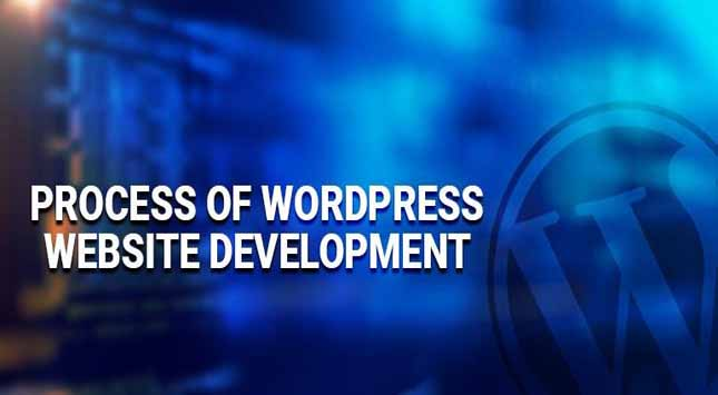 Process of WordPress Website Development