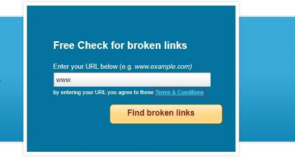 Free Broken Link Checker SEO Tool