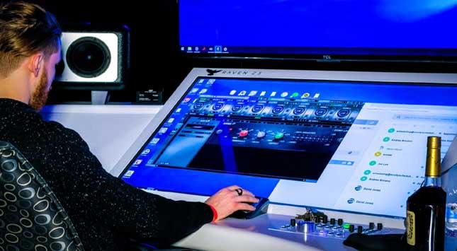 High-Tech Audio Visual Solutions