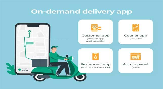 Building an On-Demand Delivery Platform