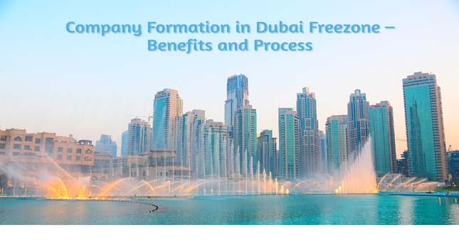 Company Formation in Dubai Freezone