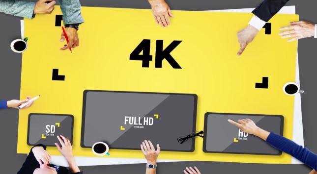 Digital Signage Advertising Screen