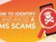 Avoid SMS Scams