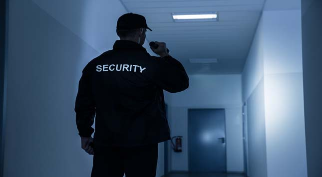 Buying Security Equipment