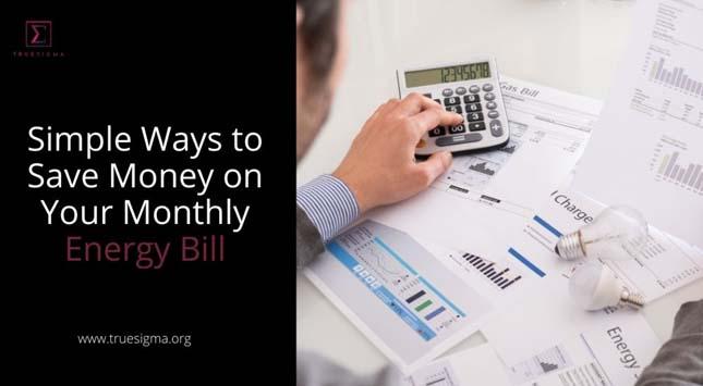 Monthly Energy Bill