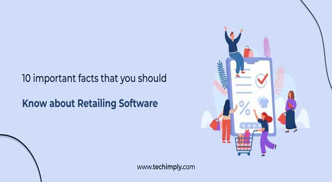 Retailing Software