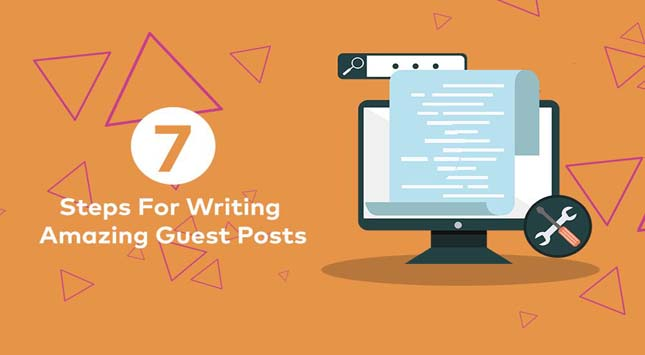Writing Amazing Guest Posts