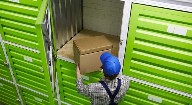 Delivery Parcel Locker