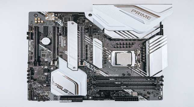 Purchasing the Motherboard