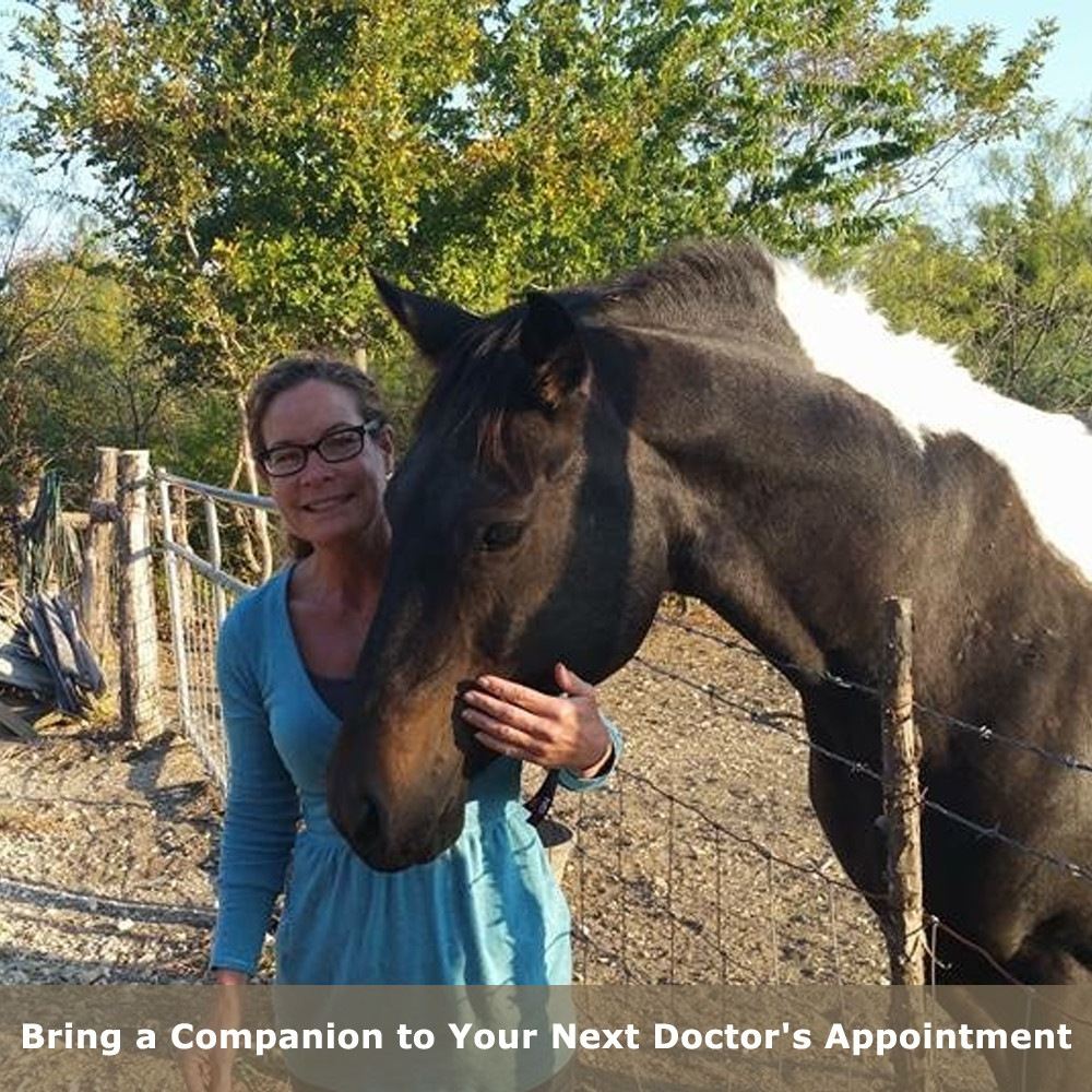 Bring a Companion to Your Next Doctor's Appointment