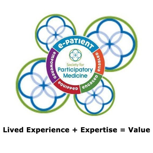 Lived Experience + Expertise = Value