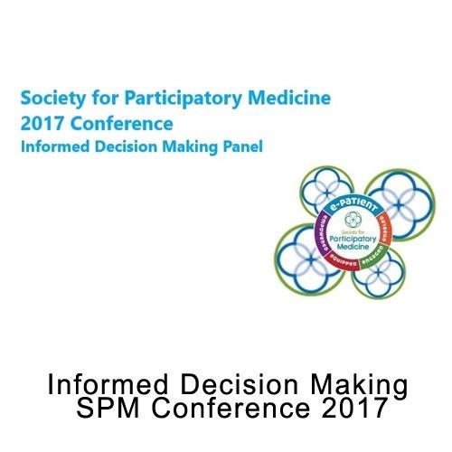 Informed Decision Making SPM Conference 2017