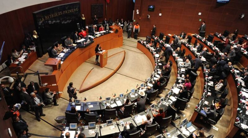 Inicia en el Senado Período Extraordinario