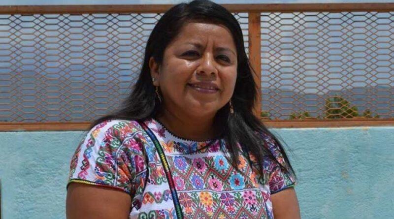 Homenaje a Martha Sánchez, Defensora de los Derechos de Mujeres Indígenas