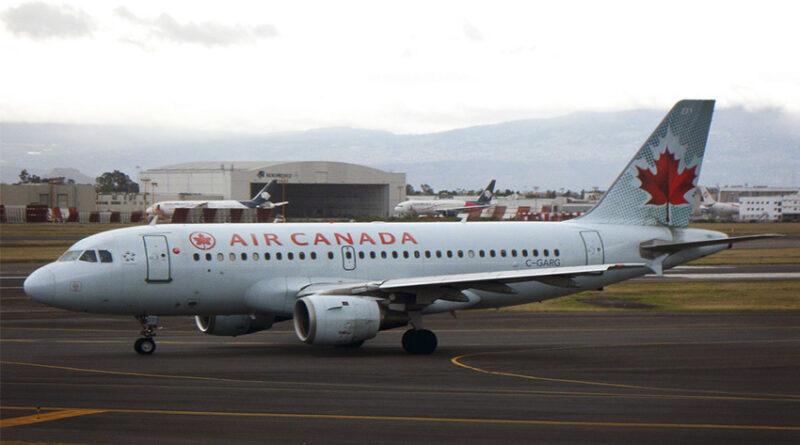 Más de 195 mil Asientos hacia México tiene Programados AIR Canadá