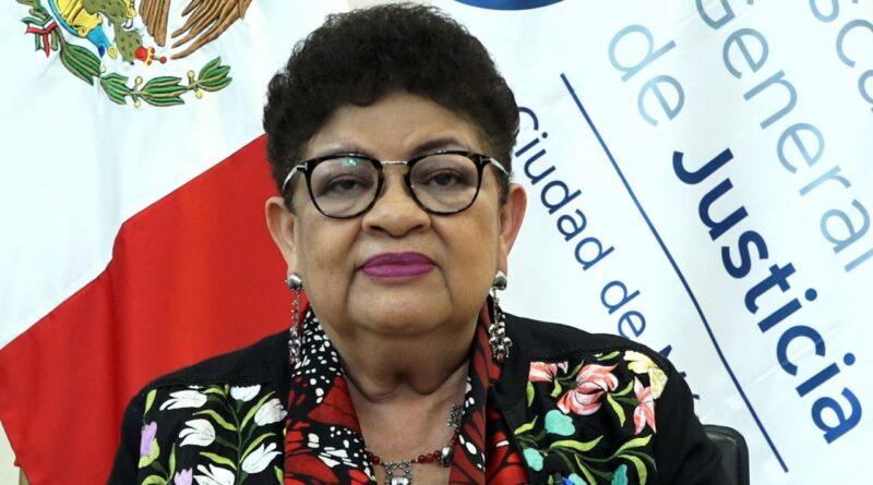 Mensaje a medios, Licenciada Ernestina Godoy Ramos
