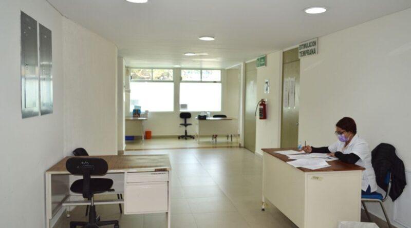 Destaca Edomex Trabajo del Personal en los Centros de salud
