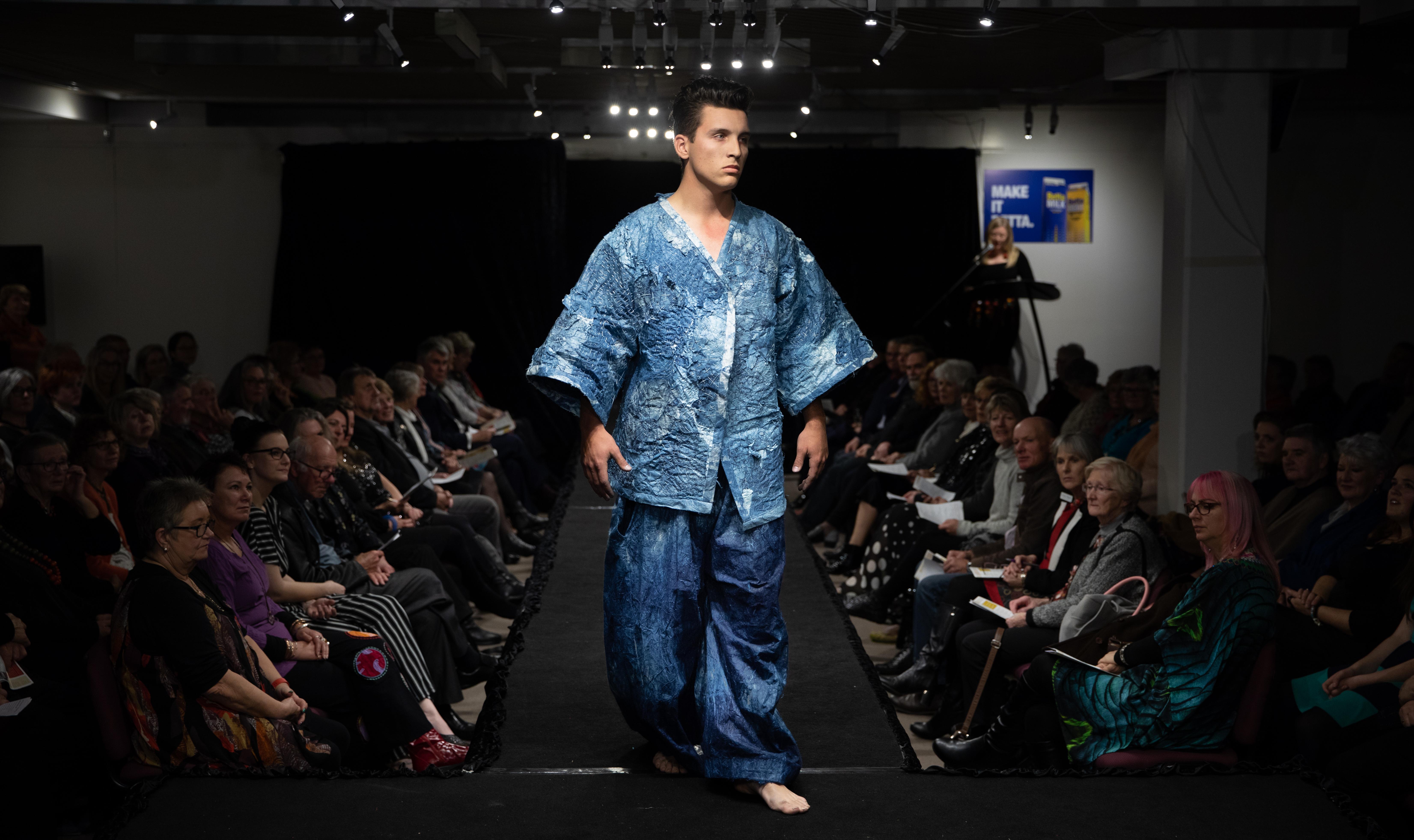 Kozo Paper stitched jacket