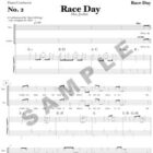 Race Day Sample Page