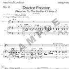 Doctor Proctor Sample Page